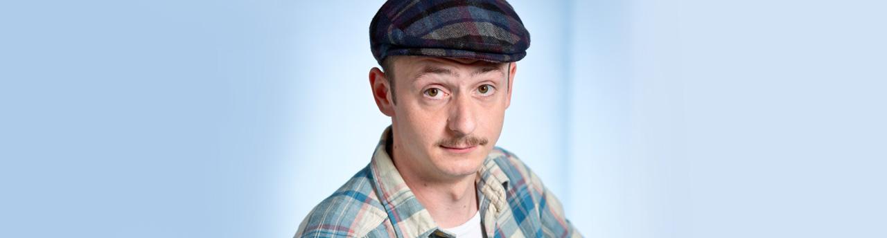 ComedyBus Stefan Danziger